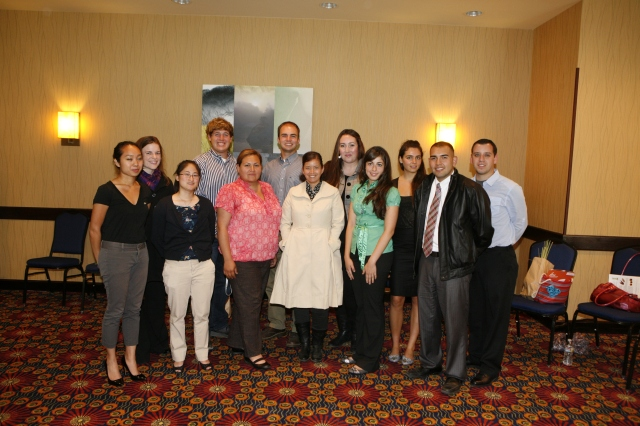 2012 Career Pathways Participants